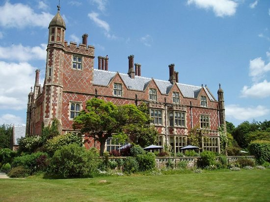 Horsted Place: Venue itself