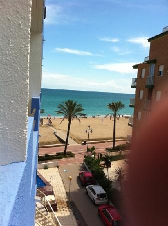 Sunday's Beach : Vista desde la terraza