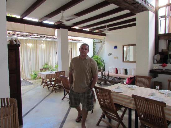 Posada La Cigala: Inside La Cigala