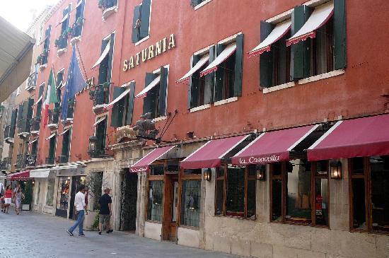 Hotel Saturnia & International: Hotel Saturnia