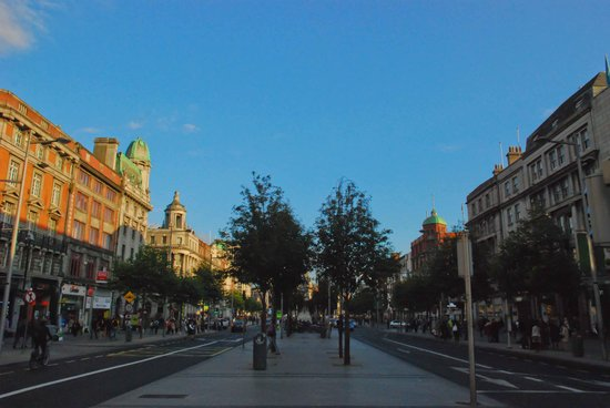 Image result for O'Connell Street