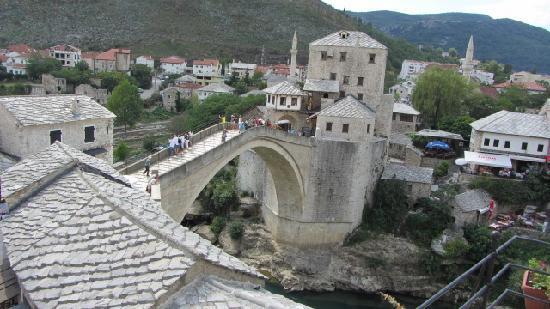 Pansion Cardak: the Mostar Bridge