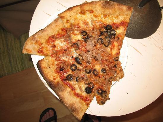 Spiritus: Pizza