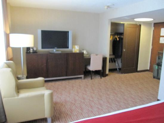 Bally's Atlantic City: ANother view of Room 550