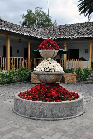 Hacienda- Hosteria Chorlavi: Matrimonios y Eventos