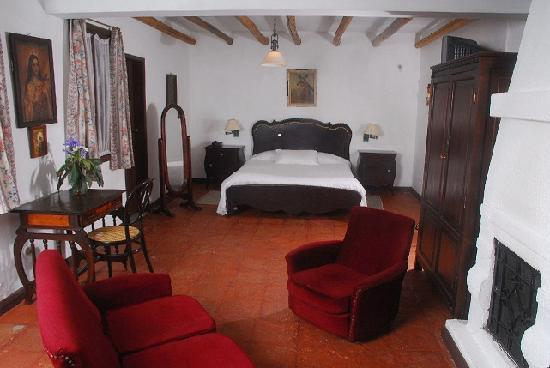Hacienda- Hosteria Chorlavi: Alojamiento
