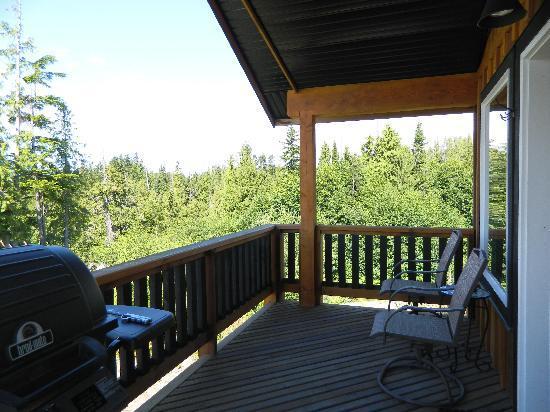 Ecoscape Cabins: cabin #3