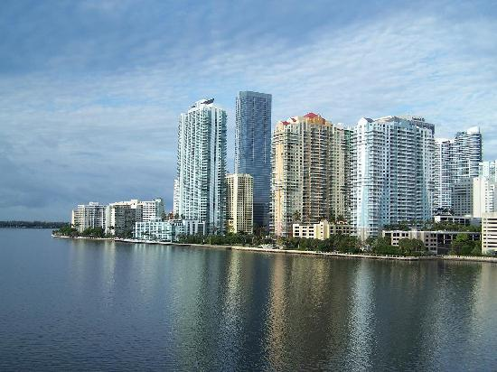 Mandarin Oriental, Miami: View of the city