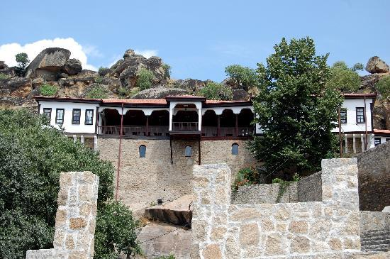 St. Archangel Michael Monastery: Monastery on the hill