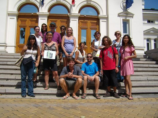 365 Association Sofia Tours : Free Sofia Tour with Petar (more photos on