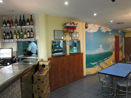 Peix d'or : ristorante