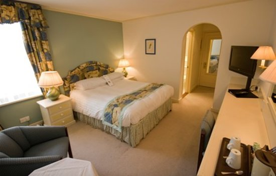 Cotswold Lodge Hotel: Standard Double
