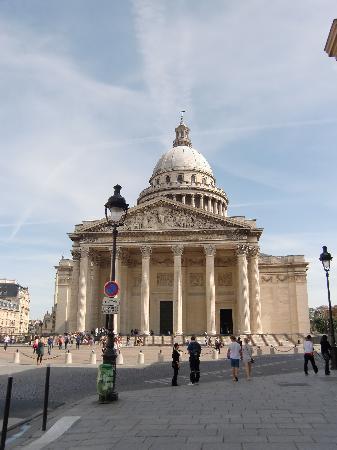 Panthéon: Esterno