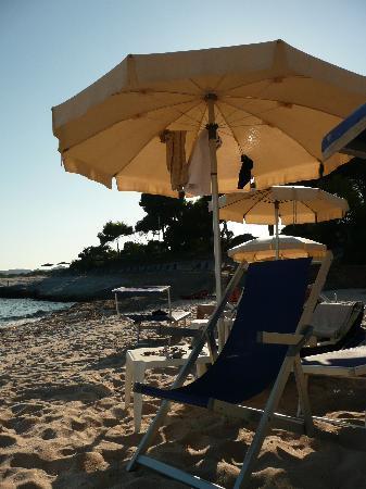 Is Morus Relais: Playa