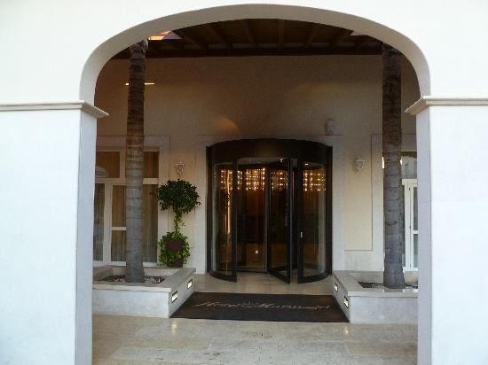 Greenblu Marinagri Hotel & SPA : L'entrata