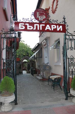 Restaurant Bulgari