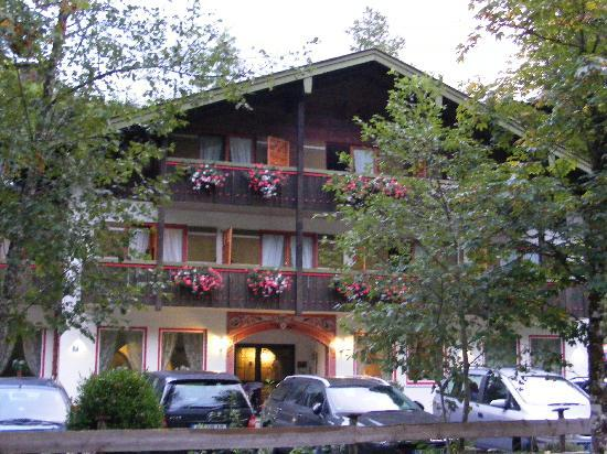 Hotel Garni Wimbachklamm: Hotel Wimbachklamm