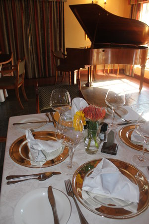 The Fairview Collection, Tzaneen: le'Thaba restaurant at Fairview