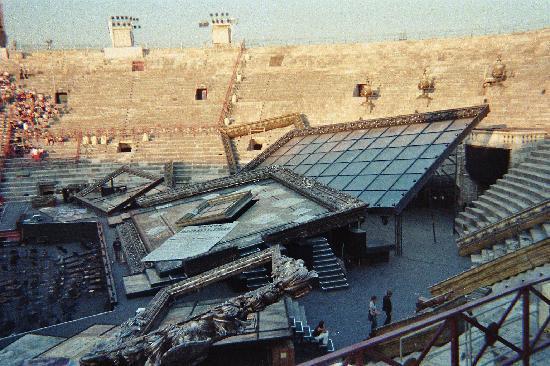 Arena di Verona: TRAVIATA 2011