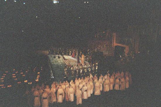 Arena di Verona: NABUCCO 2011