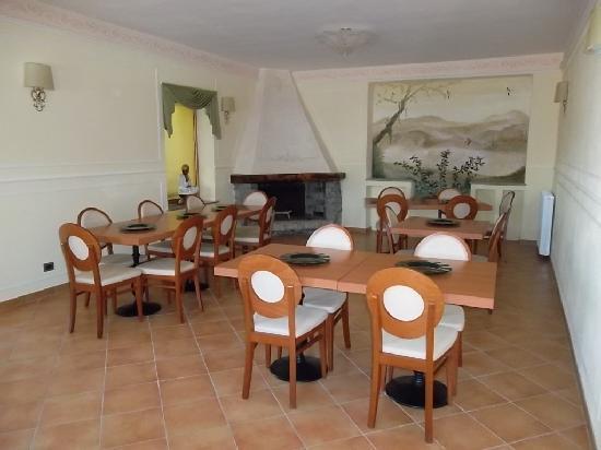 Hotel Agrifoglio: sala colazione