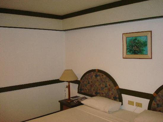 Kao Yai GrandView Resort : The bedroom