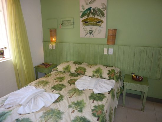 Hotel Pousada Tatuapara: Stanza