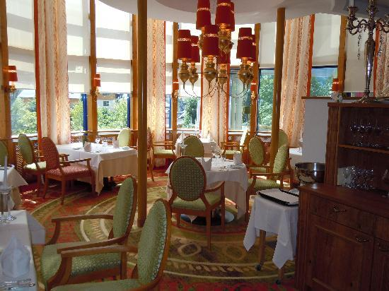 Das Ronacher - Therme & Spa Resort : new restaurant