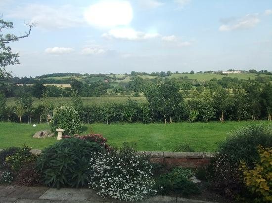 The Hayloft B&B: Room with a view