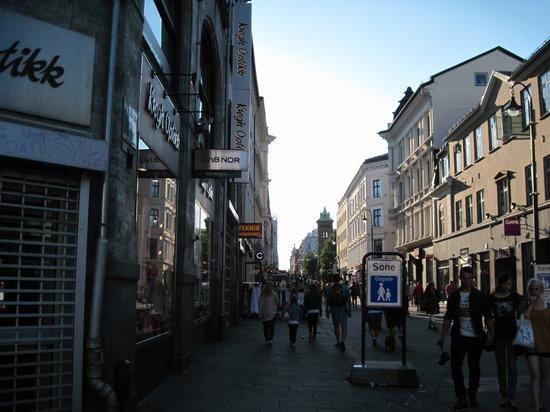 Karl Johans gate: Karl Johanns Gate