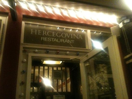 Hercegovina, København - Restaurantanmeldelser - TripAdvisor