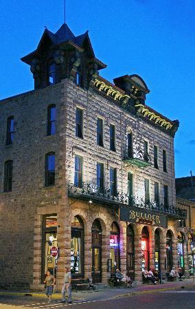 歷史布洛克飯店照片