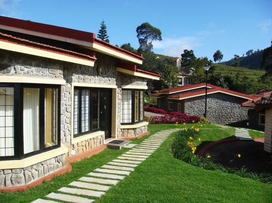 Hill Country Resorts Kodai