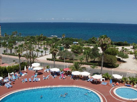 Hotel Playas de Torrevieja: Vistas desde las habitaciones