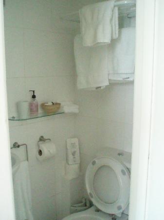 Strumhor: il bagno