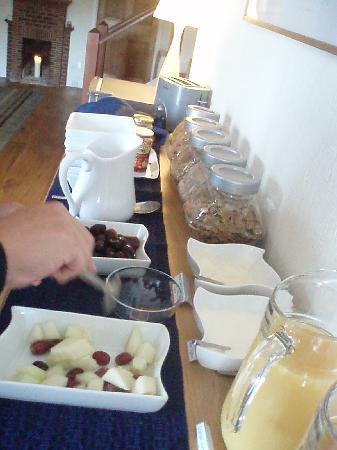 Strumhor: la colazione