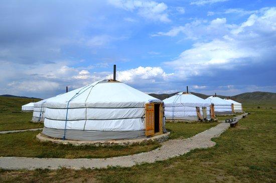 Tov Province, Mongolia: Camp