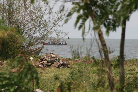 Lake Victoria from Dunga Bay