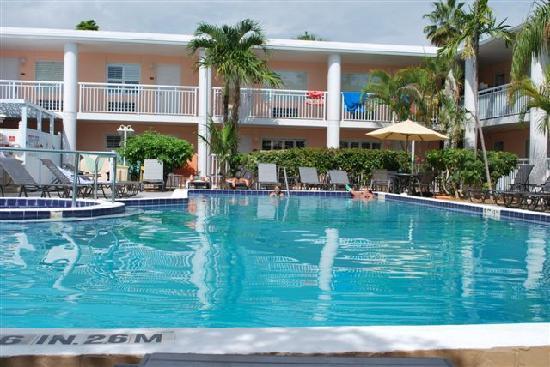 Best Western Plus Hibiscus Motel Key West