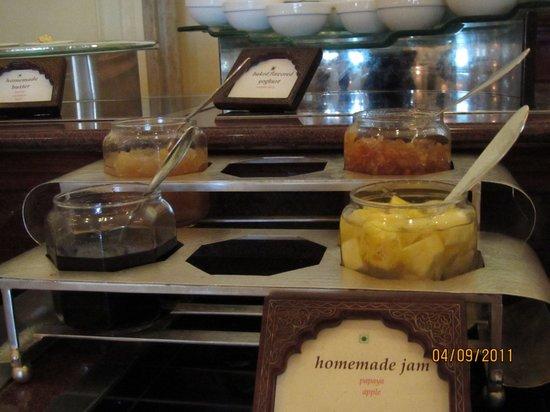 The Rajput Room: Yummy home made jams and flavored yogurts