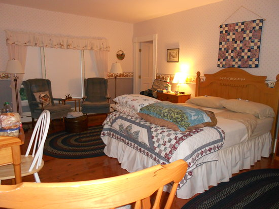 Inn on Golden Pond: Our room Deer Lodge