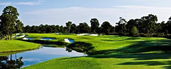 PGA Golf Club in PGA Village - Ryder Course: Hole 13