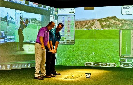 vision winner matsuyama videos hideki video analysis waste management golf pro swing