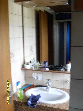 Metzeral, France: La salle d'eau
