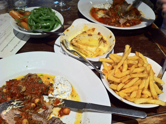 The Horse and Groom: Lamb