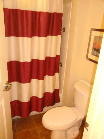 Residence Inn Atlantic City Airport Egg Harbor Township: attractive shower curtain