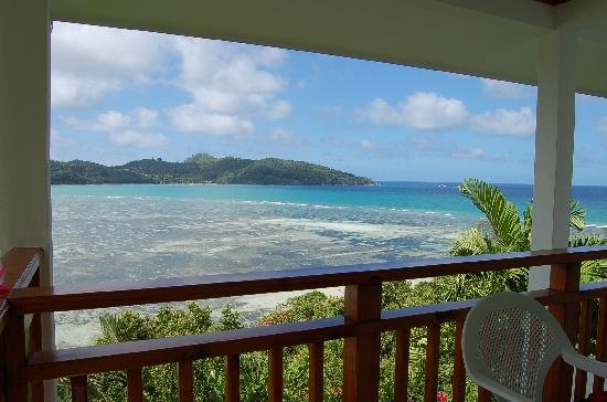 Sailfish Beach Villas: View