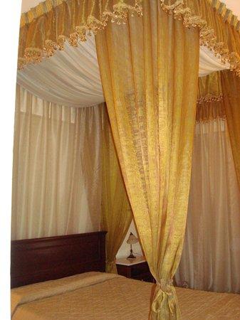 Helena Hotel: The room