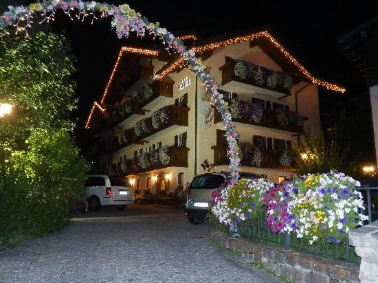 Hotel Stella Alpina: ALBERGO DI NOTTE