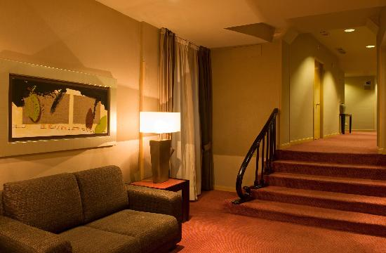 Regente Hotel: PASILLOS